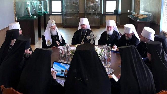 Хто кого: у Києві триває синод за участі Філарета і Епіфанія - церква - 107091522 e7b0e0c6 b89c 4aea ac47 c44dc766d093