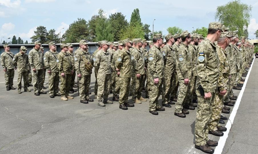 У столиці проводяться військові навчання - Софіївська Борщагівка, Літак, Київ, військовослужбовці, Військові навчання - 112