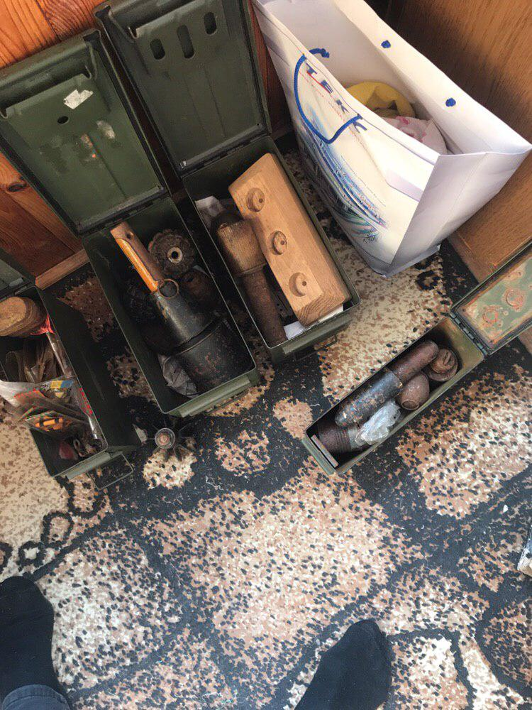 Проводив розкопки на Броварщині: продавцю зброї повідомлено про підозру -  - 1130