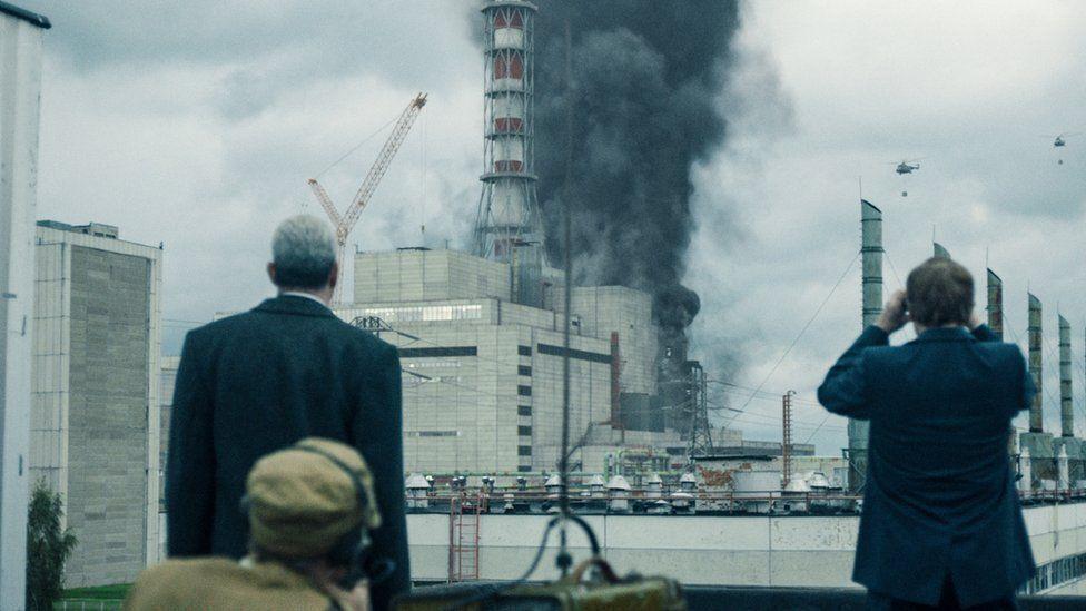 Серіал про аварію на Чорнобильській АЕС найперший в рейтингу по всьому світу -  - 1141