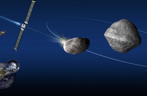 1305_asteroyd NASA планує збити астероїд, що летить до Землі