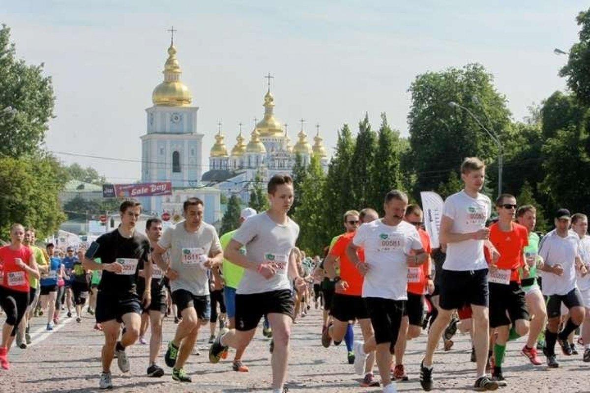 27-й «Пробіг під каштанами» об'єднає у Києві більше 17 тисяч осіб