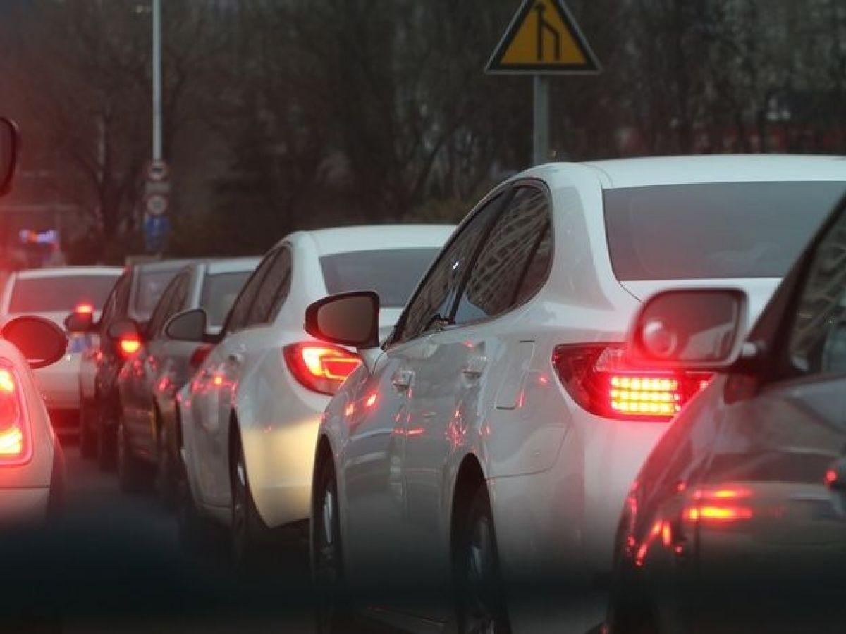 У Києві страшенні затори на дорогах -  - 155438
