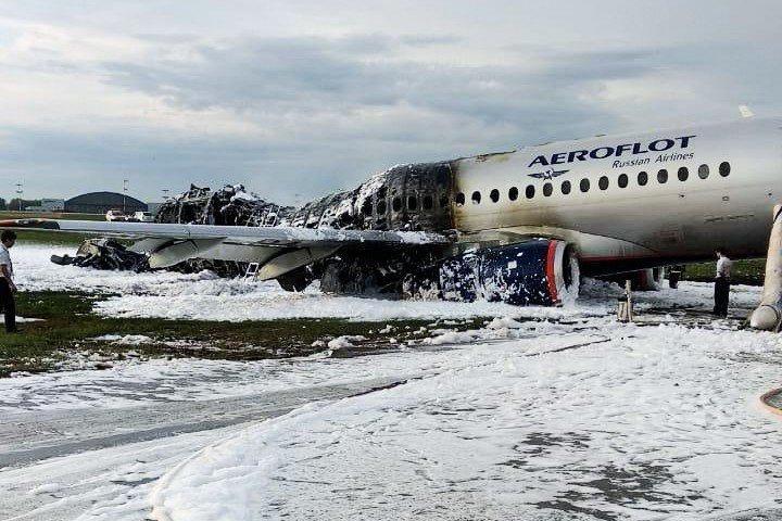У авіакатастрофі в «Шереметьєво» постраждала українка -  - 1557133015 9350