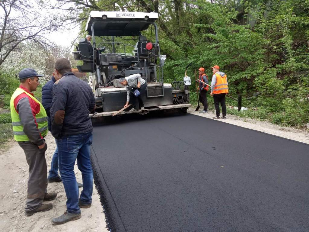 У Кагарлику ремонтують дороги -  - 1698067651 big