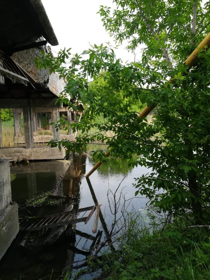 Через обвал старого мосту на Макарівщині 450 абонентів залишились без газопостачання - газопостачання, газ - 1705 gaz1
