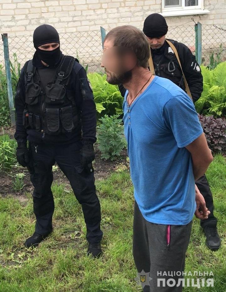 У Борисполі ліквідовано підпільну нарколабораторію - наркотики, нарколабораторія - 1805 boryspol2