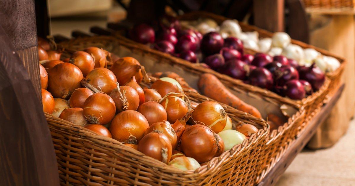 У серпні будемо купувати цибулю та капусти по 10-12 грн за кілограм, – Дорошенко - ціни, цибуля - 1805 luk