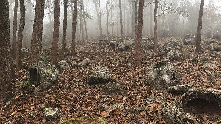 Вчені знайшли древні монументи невідомого походження - археологи - 1805 monumenty