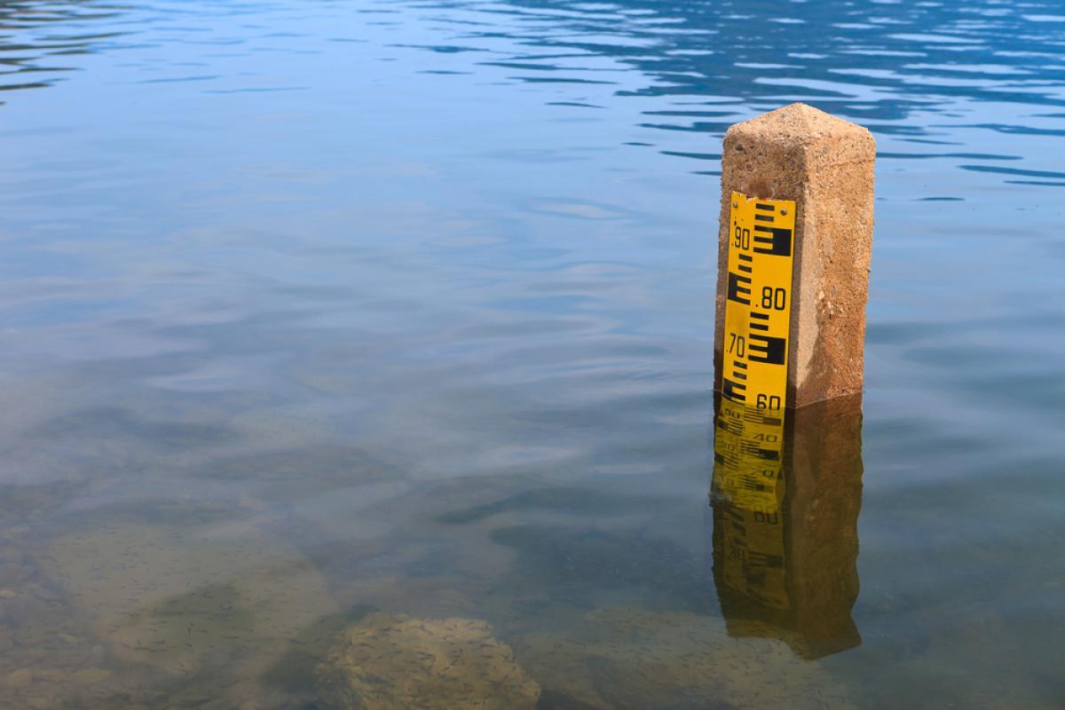 Внаслідок значних дощів на річках басейну Прип'яті продовжується ріст рівнів води - річки, Річка, Прип'ять - 1805 riven vody