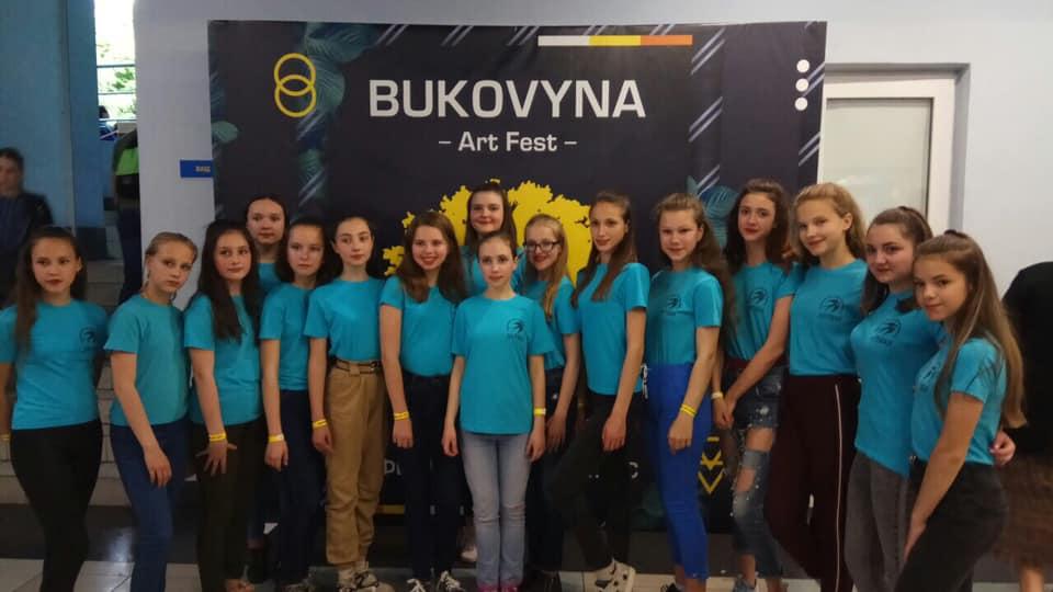 2-7 Вихованці Гореницького будинку культури - в числі кращих виконавців Міжнародного фестивалю-конкурсу «Bukovyna Art fest»