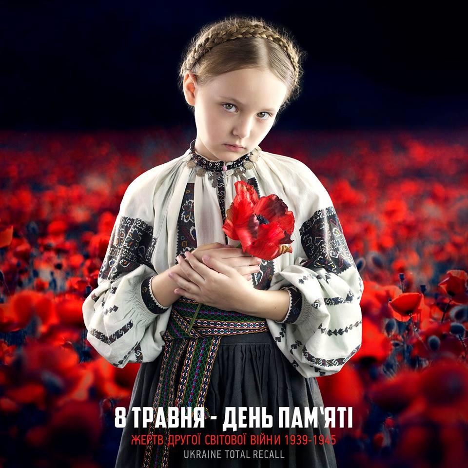 8 травня – День пам'яті та примирення -  - 2016 05 08 22 mem