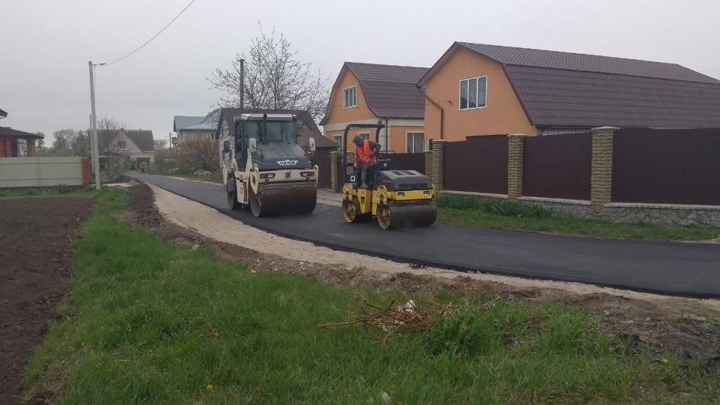У Кагарлику ремонтують дороги -  - 2124512056 big