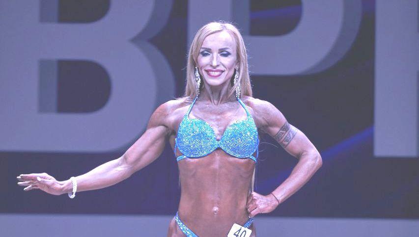 22 Фітнес-модель із Переяслава здобула титул віце-чемпіонки України