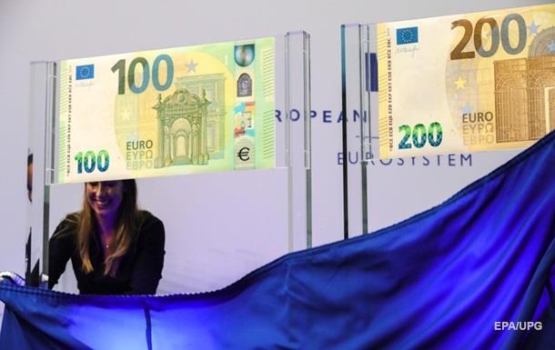 Ребрендинг у дії: з'явилися в обігу нові євро купюри -  - 2340068