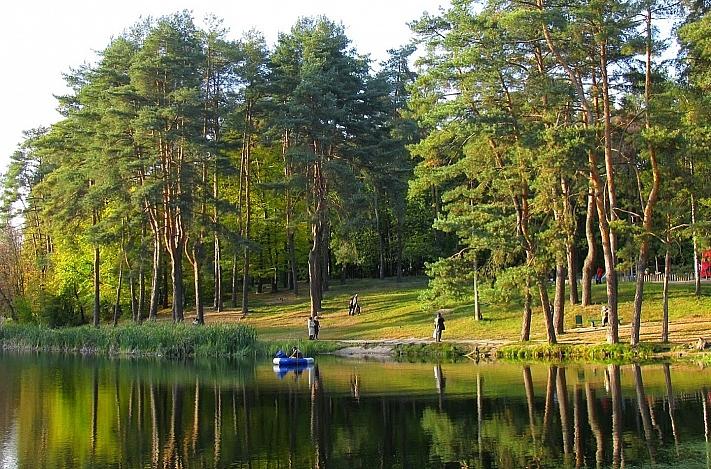 У Києві сьогодні відкриють першу в Україні інтерактивну екостежку - Київ, Голосіївський парк, Голосіївський - 2405 stezhka
