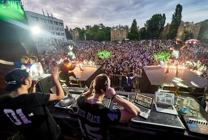 Столиця готується до проведення фестивалю електронної музики -  - 24348701 1
