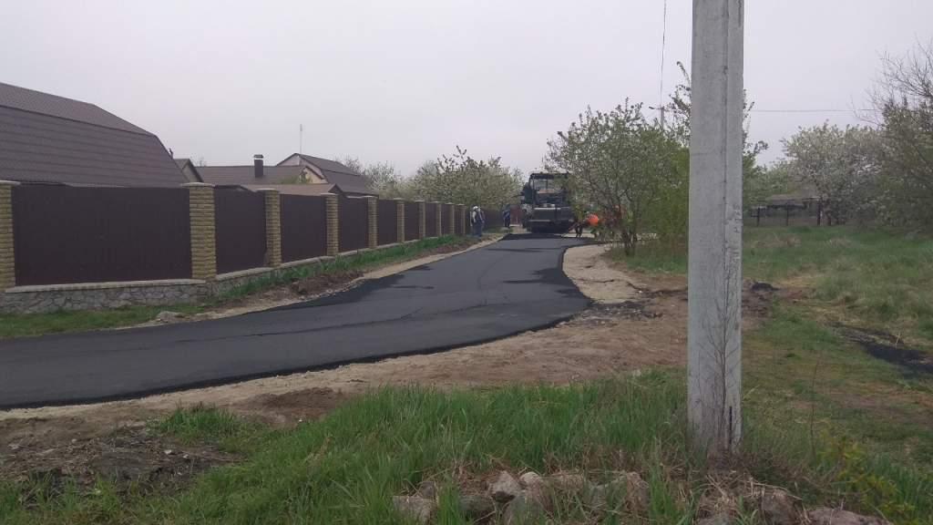 У Кагарлику ремонтують дороги -  - 268071741 big