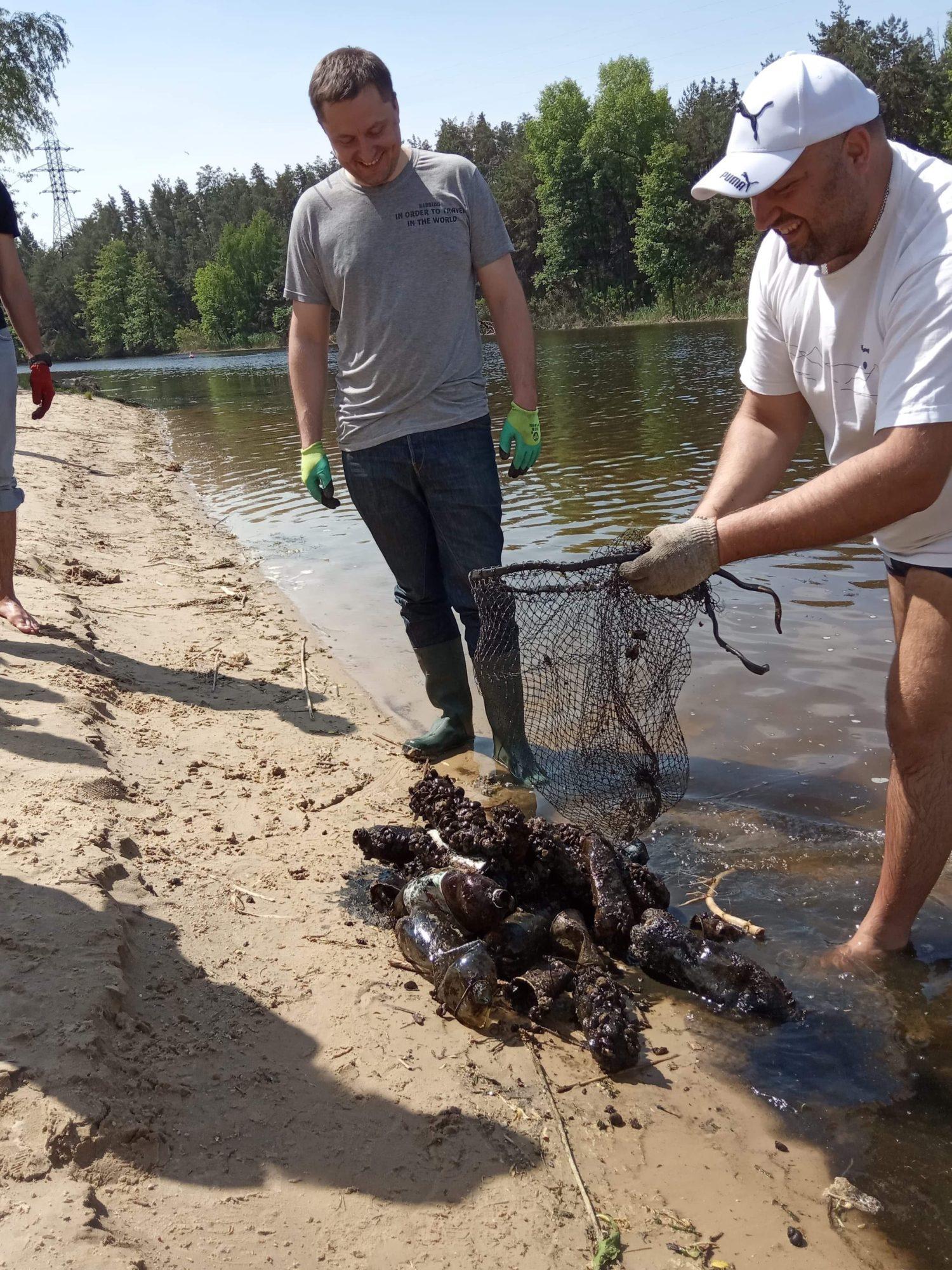 В Українці водолази обстежили дно річки Стугна -  - 3677F36B E7A1 40DD 8F4C 5007071883D0 1500x2000