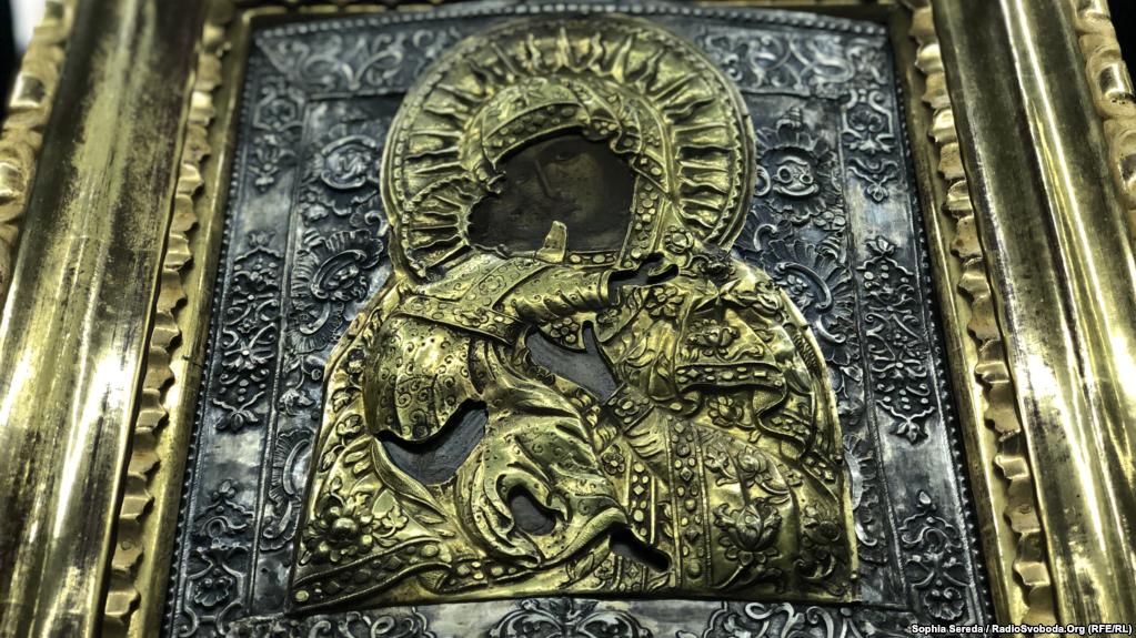 У Києві презентували реліквію ХVII ст. з колекції гетьмана Скоропадського -  - 400FA522 9F9E 46A1 ACA9 56935C8980FE cx0 cy15 cw0 w1023 r1 s