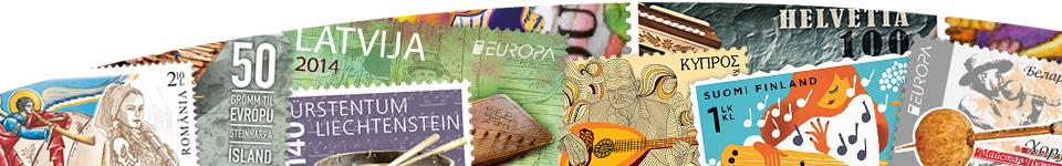 Пернаті як символ держави :  PostEurop презентує найкрасивіші марки країн із птахами 2019 -  - 422729