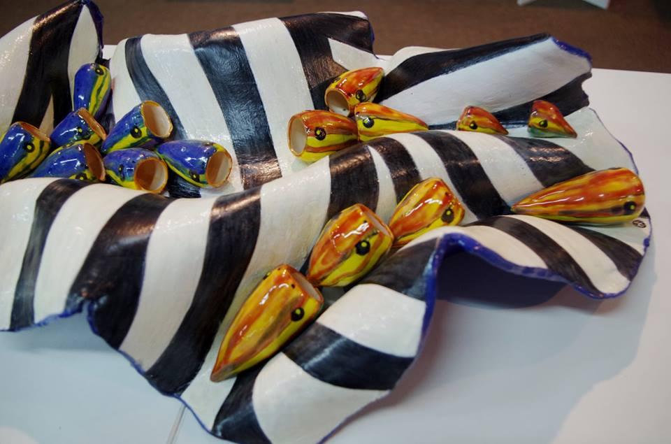 У столиці відкриється фестиваль сучасної кераміки -  - 46501359 2240426466242559 7817447005411606528 n
