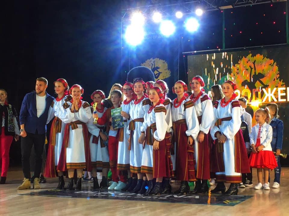 5-5 Вихованці Гореницького будинку культури - в числі кращих виконавців Міжнародного фестивалю-конкурсу «Bukovyna Art fest»