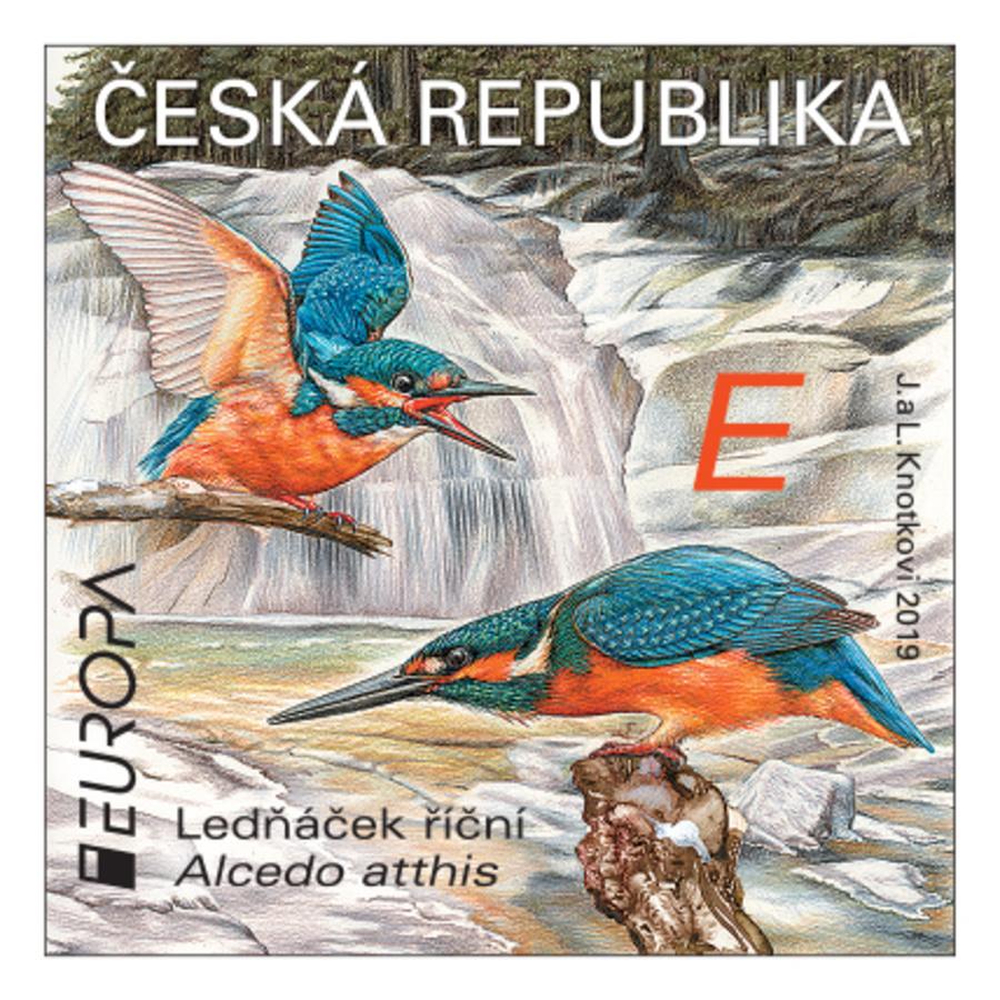 Пернаті як символ держави :  PostEurop презентує найкрасивіші марки країн із птахами 2019 -  - 522755