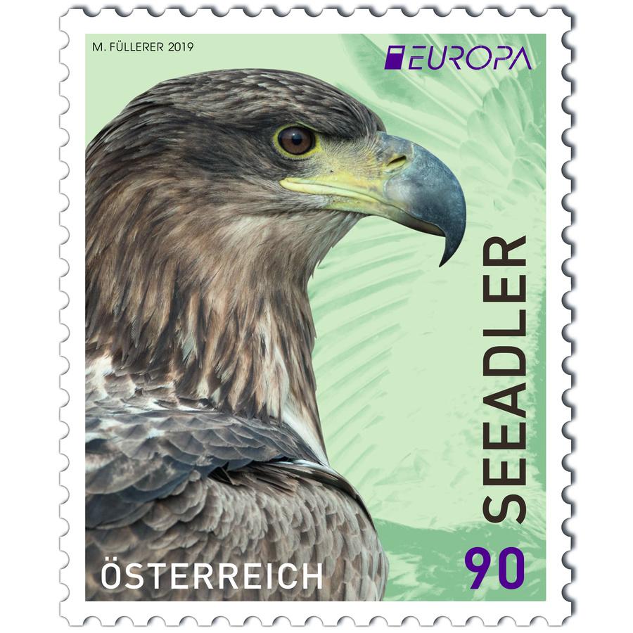 Пернаті як символ держави :  PostEurop презентує найкрасивіші марки країн із птахами 2019 -  - 523773