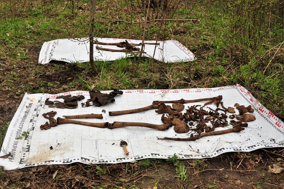 56749119_2178668058893577_4322587599320383488_n Під м. Березань знайшли тіла 22-х солдатів часів Другої Світової