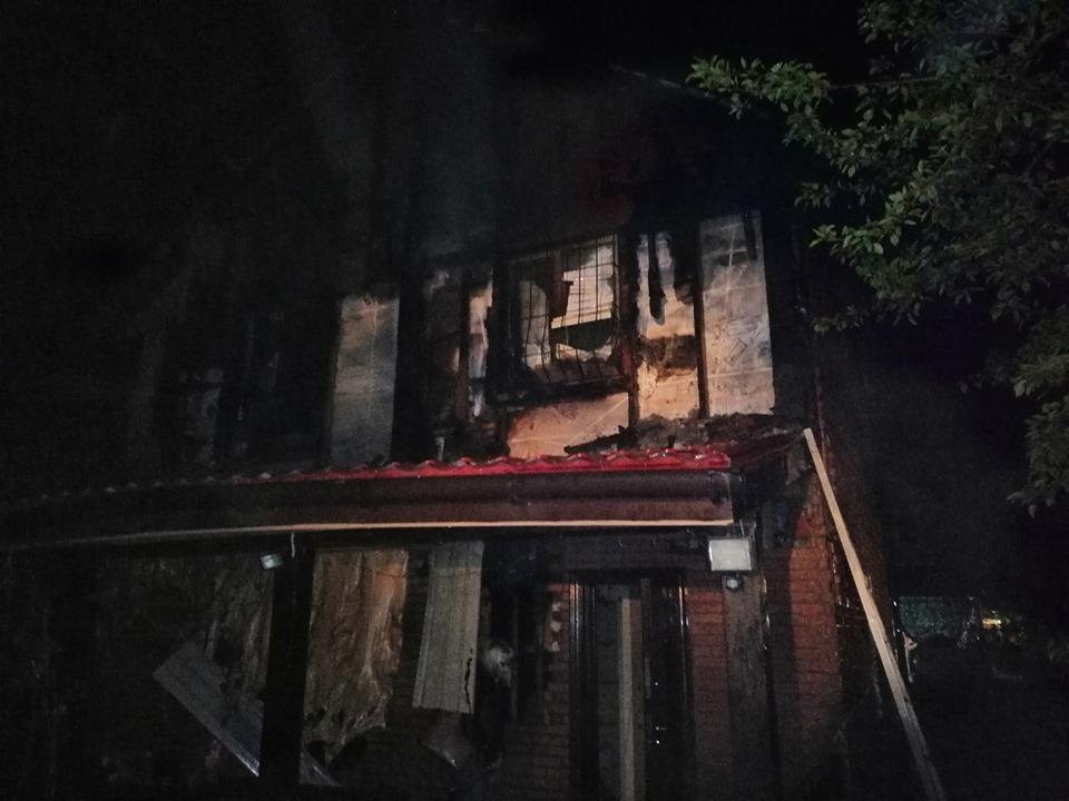 На Броварщині вогнеборцями ліквідовано пожежу приватного будинку -  - 59285644 1265423090274601 472962838017605632 n