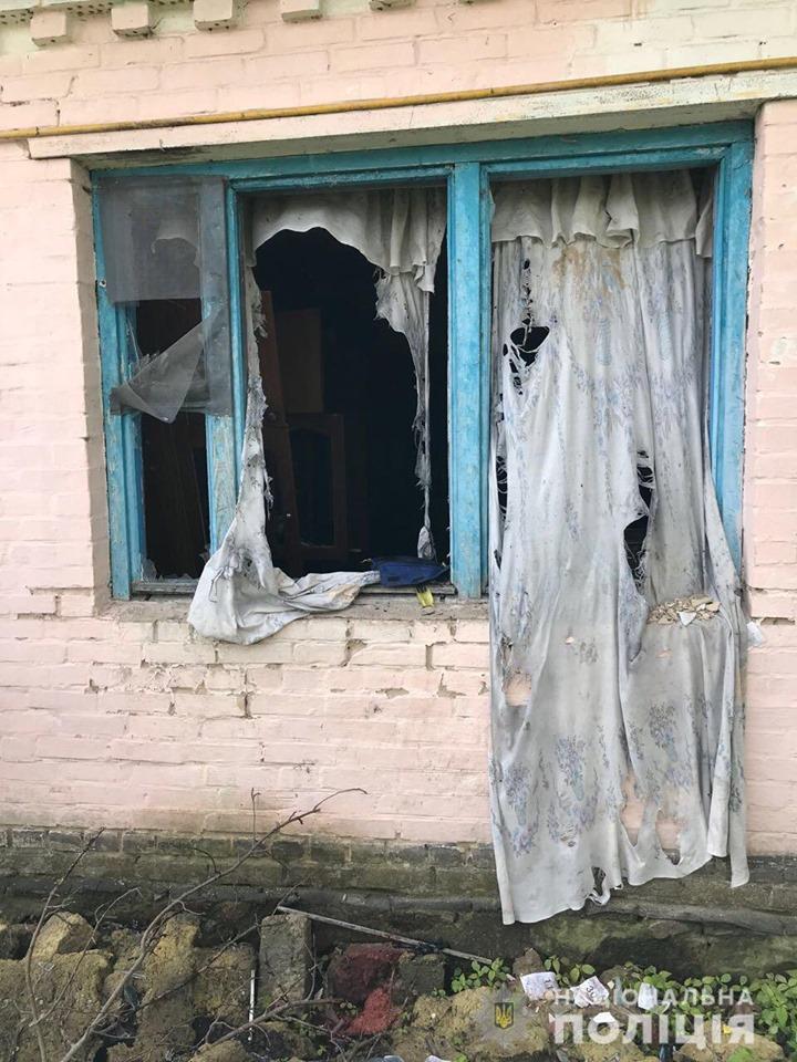 На Київщині в житловому будинку стався вибух -  - 59410831 2247345358653957 8090580477028597760 n