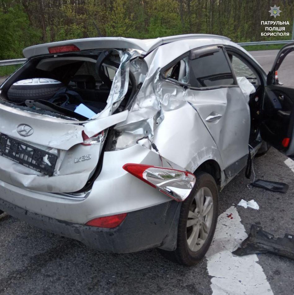 Автомобіль без водія влаштував ДТП -  - 59444409 2394719990749789 6556152111443214336 n