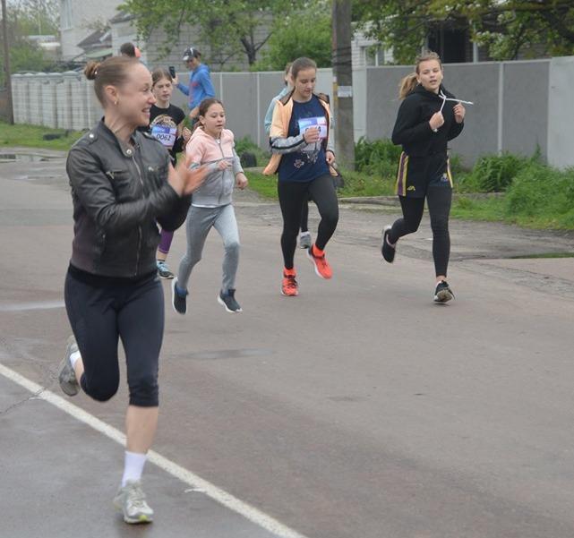 Легкоатлети різного віку пробіглися Борисполем -  - 59508763 1212980425525380 3402352549339070464 n