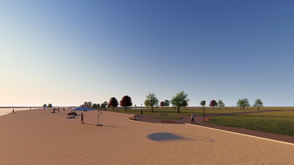 У Білій Церкві почнуть будувати набережну вздовж центрального пляжу - центральний пляж, набережна - 59530068 2050750641893768 6577253255703691264 n