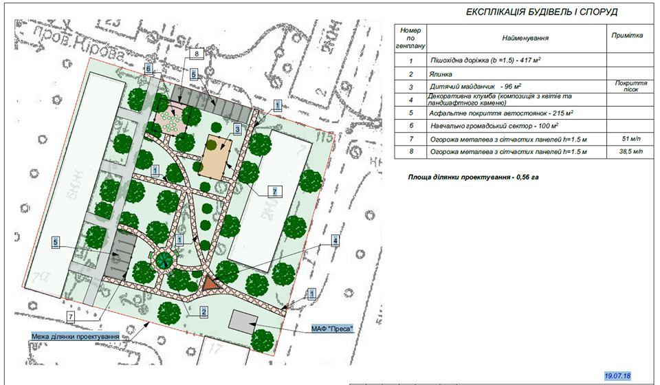 59534803_2417086054982745_3146228028682534912_n Бориспільці просять не будувати сквер біля їх будинку