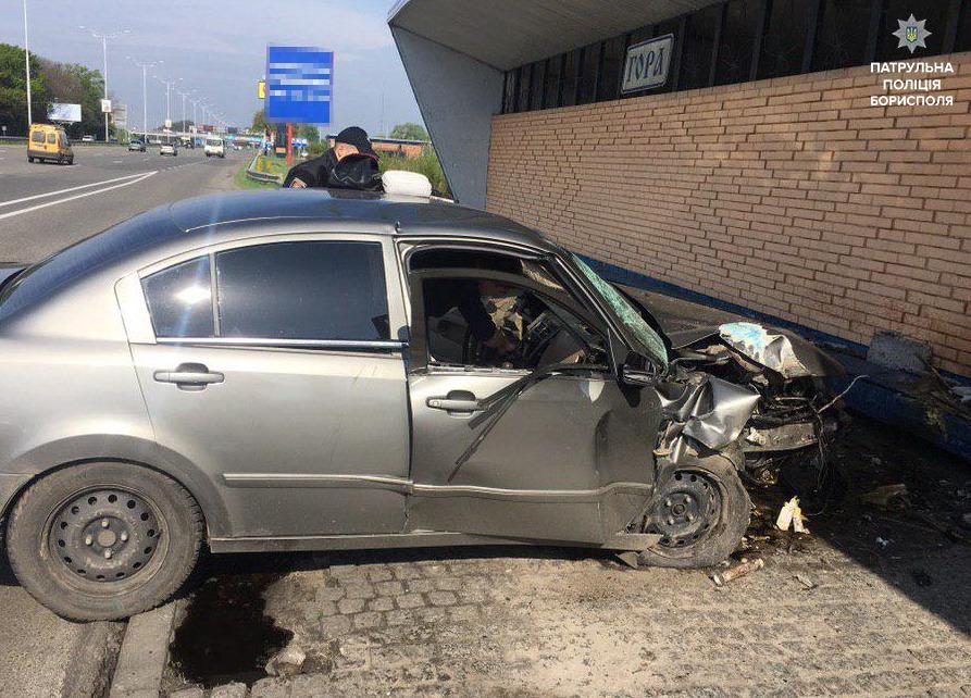 Автомобіль без водія влаштував ДТП -  - 59716827 2394720064083115 3489950623544115200 n