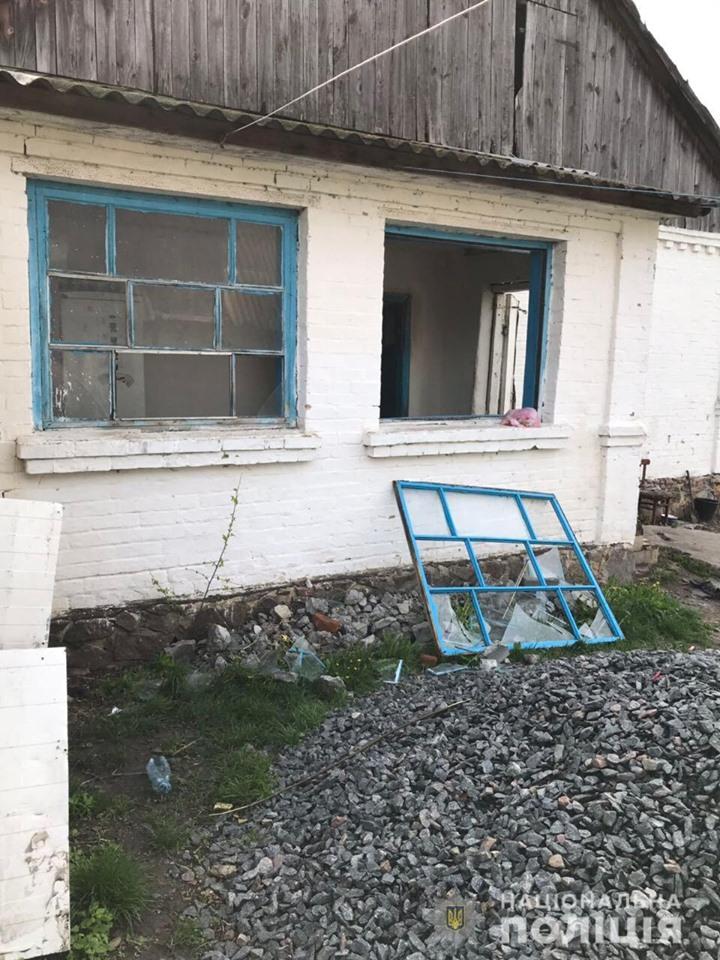 На Київщині в житловому будинку стався вибух -  - 59778439 2247345521987274 8186014835029311488 n