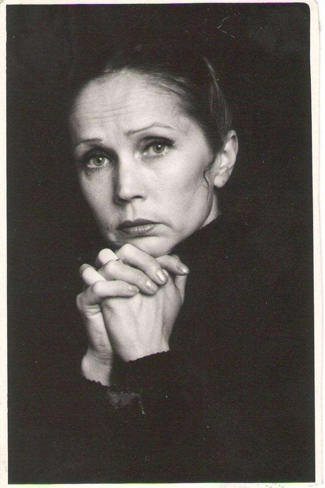Померла відома українська балерина Леонора Еллінська -  - 59786551 1235813006581313 3206754116567040000 n