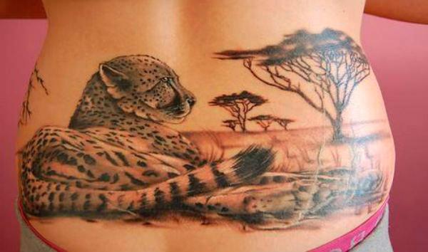 За кілька днів у столиці розпочнеться фестиваль мистецтва татуювання -  - 6