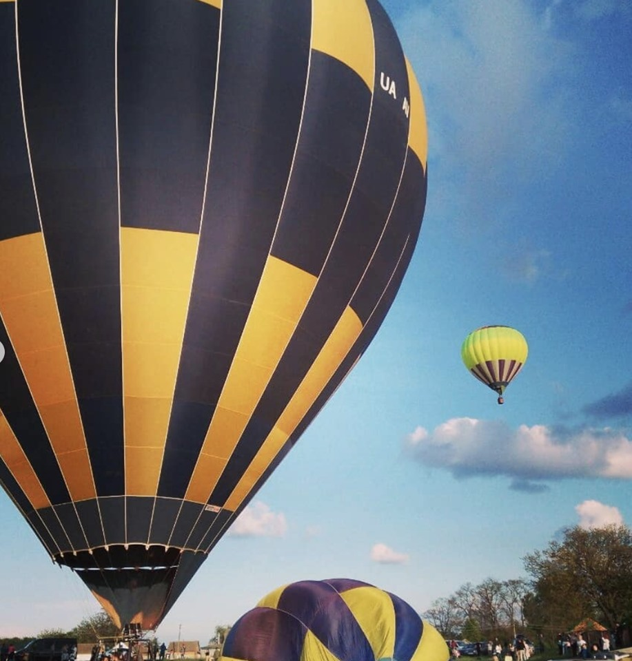 60073985_1490583931081404_3258046711959912448_n У Переяславі пройшов Фестиваль повітряних куль (фото)