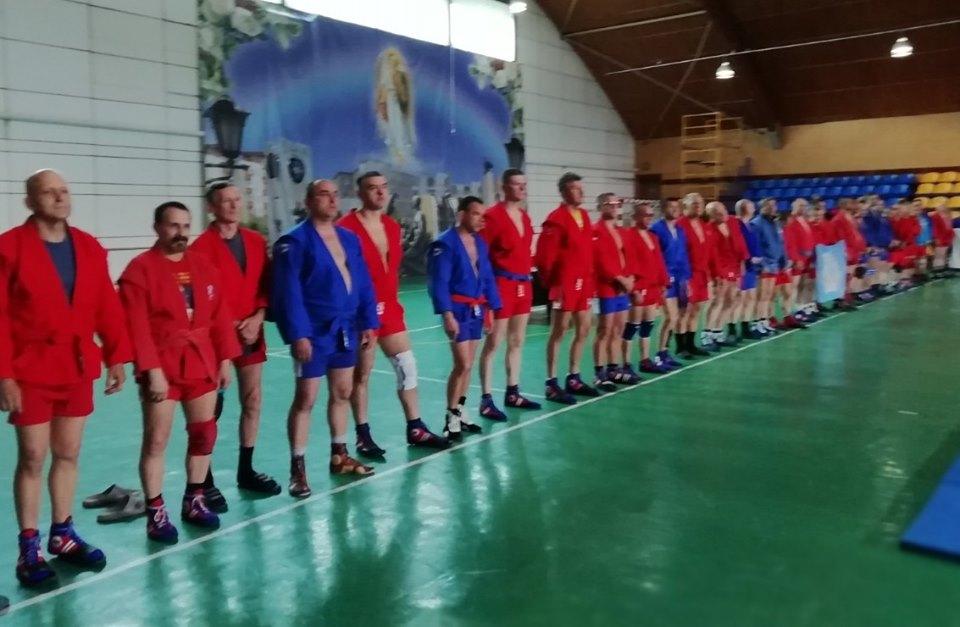 Всеукраїнський турнір з самбо серед ветеранів у Славутичі -  - 60140042 2211467128936188 5292491794301321216 n