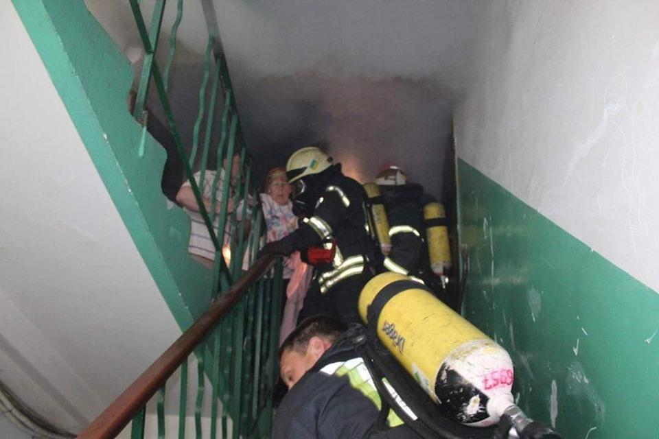 60247039_1325097994322757_8984685027585425408_n Через пожежу в багатоповерхівці загинула людина