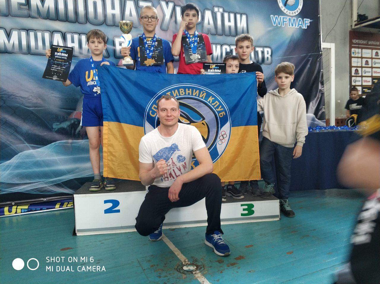 Нагороди юних броварчан на чемпіонаті України UF MMA -  - 60313230 393257247948166 7550931172159651840 o