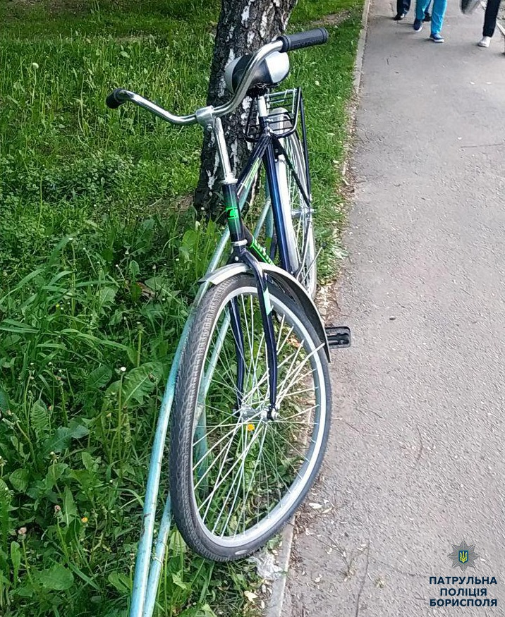 У Борисполі велосипедист зіткнувся із автомобілем ВАЗ -  - 60322034 2401463123408809 5149197533389520896 n