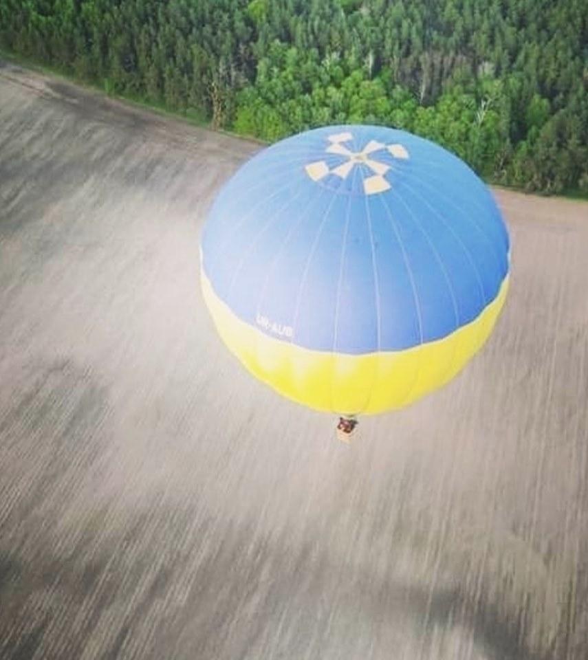 60346465_1490584084414722_8398010615418847232_n У Переяславі пройшов Фестиваль повітряних куль (фото)