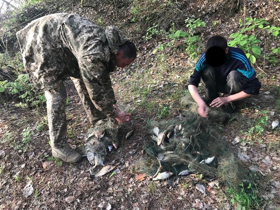 На Кагарличчині рибоохоронним патрулем викрито правопорушення з кримінальними ознаками -  - 60352624 2215937945149385 8159656637913628672 n