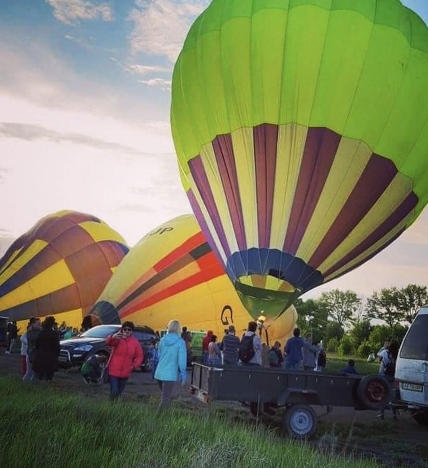 60506913_1490584021081395_8254636485295210496_n У Переяславі пройшов Фестиваль повітряних куль (фото)