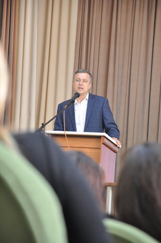 """Бровари: Всеукраїнська науково-практична конференція """"Розвиток сімейної політики міста"""" -  - 60521339 2252092041711978 837972171266457600 n"""