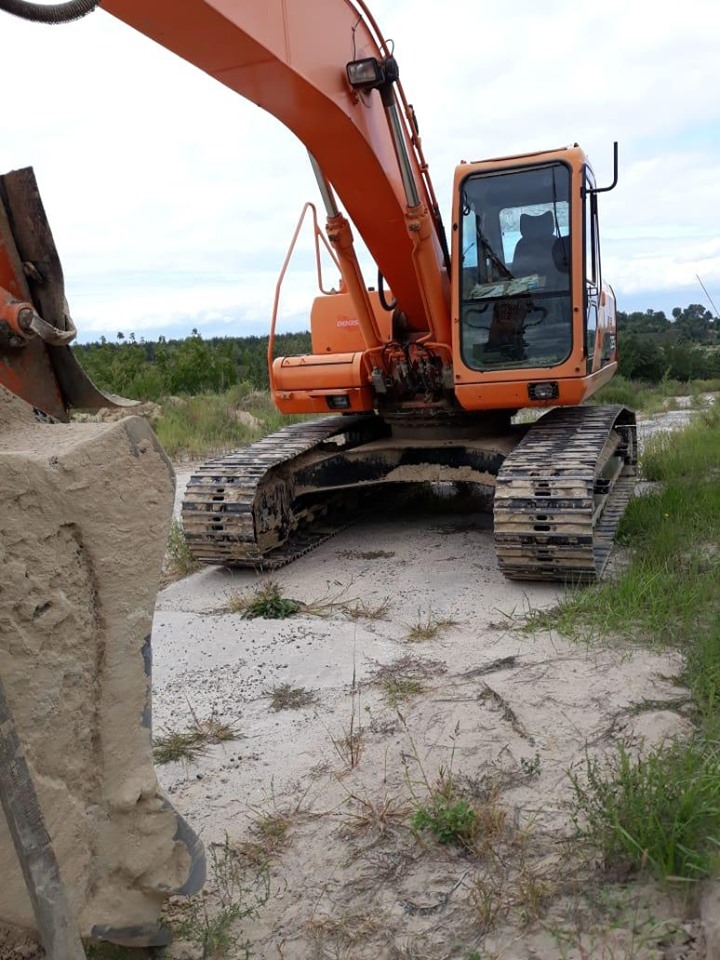 На Бориспільщині вкрали піску на 71 млн грн -  - 60675487 2242730505944056 2594116206189346816 n